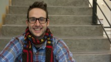 Darren Fleet, reporter, co-producer