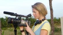 Karen Moxley, reporter, co-producer