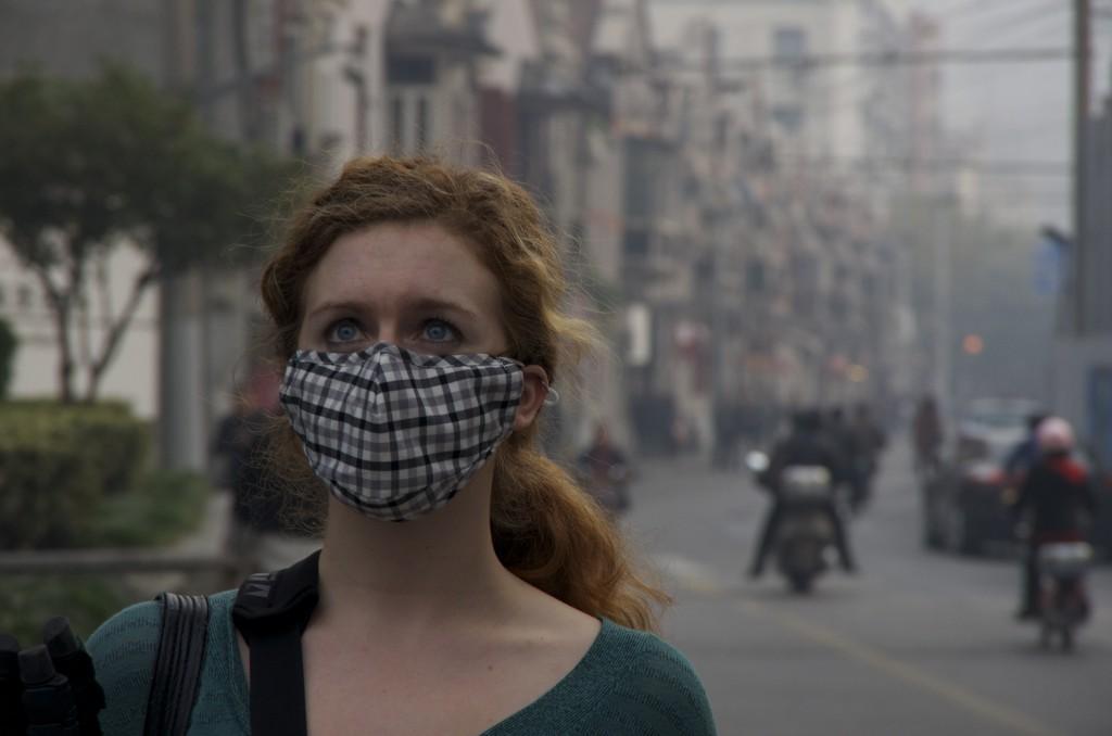 Shanghai facemask